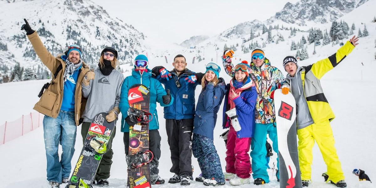 Godt klædt på til skituren?