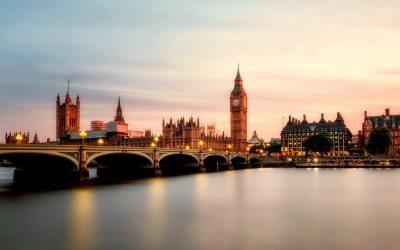 Tag en storbyferie til London