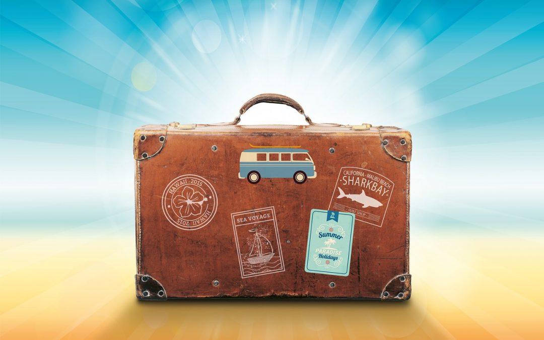 Vil du gerne rejse og tjene penge på samme tid? Sådan kan du gøre det
