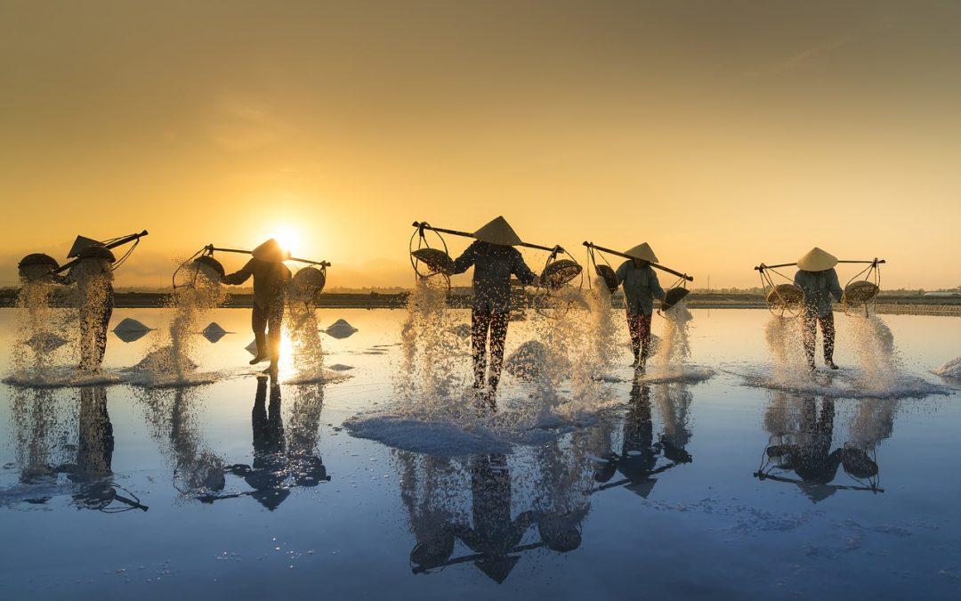 Vietnams strande: Afslapning eller action?