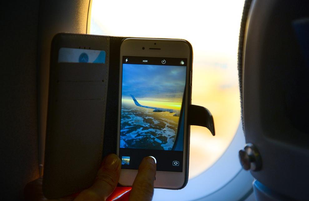 Få din iPhone fikset inden rejsen