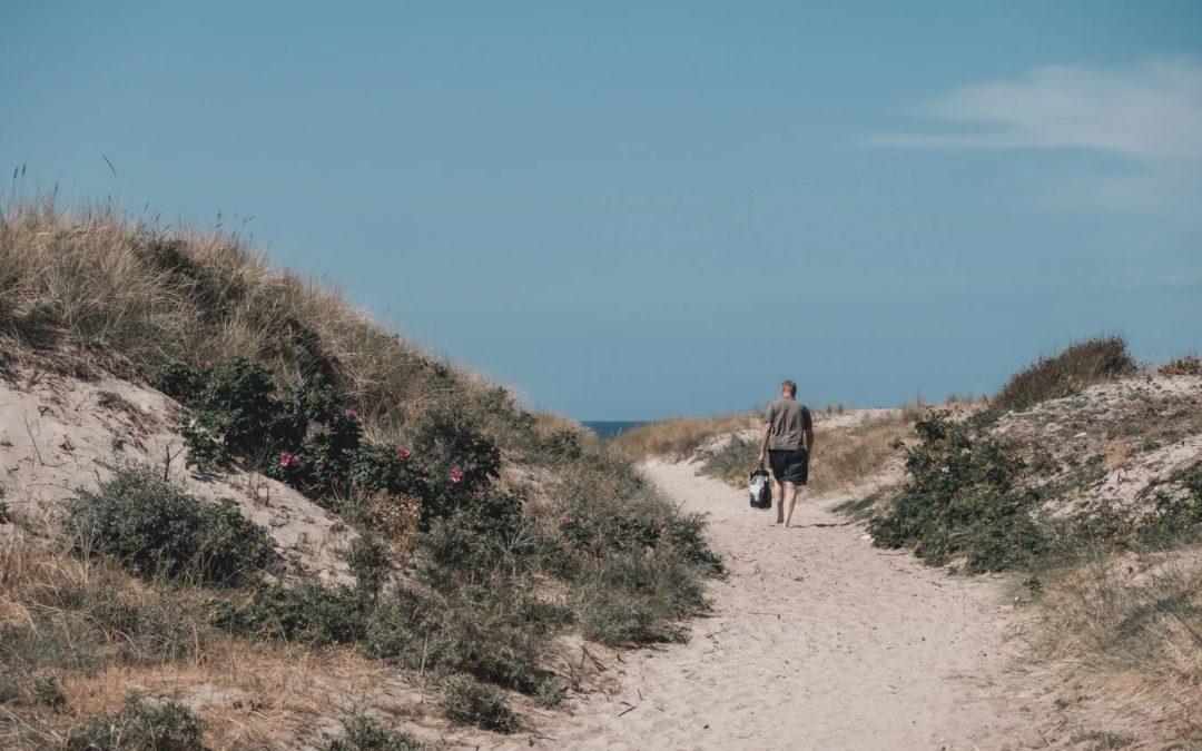 Trods åbning til Europa – danskerne bliver i Danmark