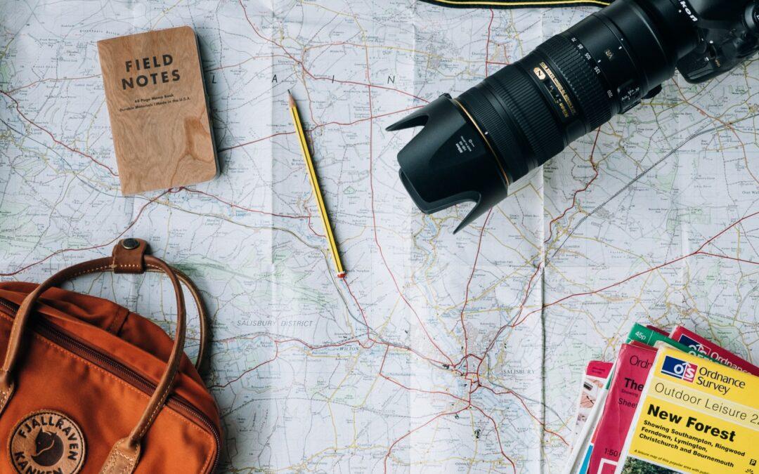 4 vigtige ting at huske inden rejsen